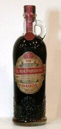 エル・ロン・プロイビード 12年 700ml 【メキシコ産のラム酒】