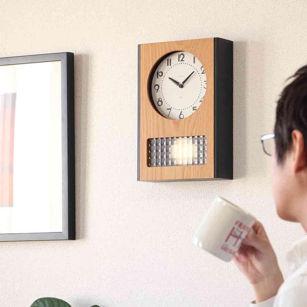 置き時計・掛け時計, 掛け時計 CHAMBRE CHAMBRE BC PENDULUM CLOCK INTERZERO