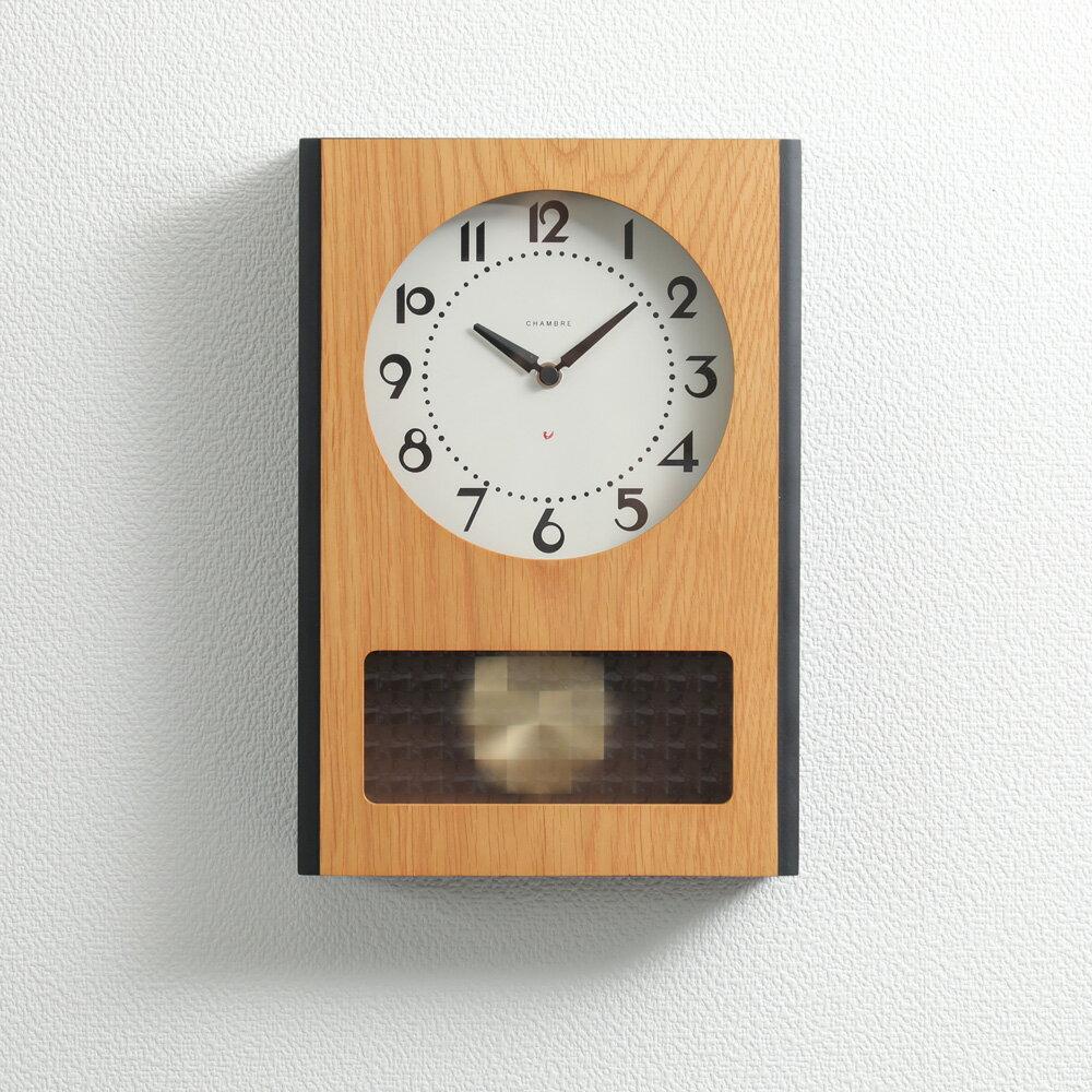 置き時計・掛け時計, 掛け時計 12CHAMBRE CHAMBRE BC PENDULUM CLOCK INTERZERO