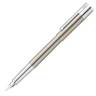 (F) 鋼筆拉米拉米標量鈦鋼鋼筆 FP L78 F 型筆 f 型 (細) 定期進口 Φ (30,000)