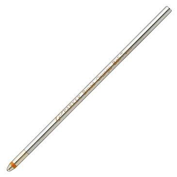 【メール便170円に変更可】パーカー ボールペン 替芯 小 蛍光オレンジ B S1168353 正規輸入品(350)