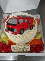 イラストケーキ 5号サイズ(乗り物、キャラクター、ペットなど) イラストデコレーション キャラクターケーキ 誕生日ケーキ バースデーケーキ オーダーメイドケーキ オーダーケーキ ケーキ ホール オーダー メイド サプライズ お取り寄せ お菓子工房アントレ