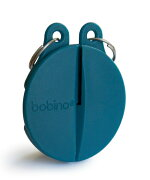 bobino/ジッパークリップペトロールブルー3pack