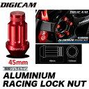 DIGICAMアルミレーシングロックナット【20Pセット】袋タイプ4...