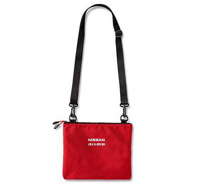 男女兼用バッグ, ショルダーバッグ・メッセンジャーバッグ NISSAN NISMO FAN KWA40-60K00