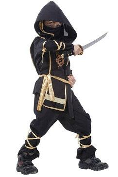ハロウィン 衣装 子供 コスプレ 忍者 キッズ コスチューム クリスマス 子供用 男の子 衣装 仮装 7点セット