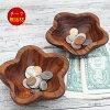 マンゴウッドペン立てペンスタンド鉢カバー花器天然木無垢材木製おしゃれ