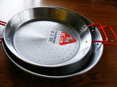 パエリヤ鍋パエリアパン本場スペイン製26cm