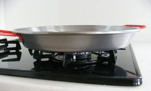 パエリア鍋直径26cmパエリア用鍋プロ用パエリアパンスペインバレンシア製キッチン厨房