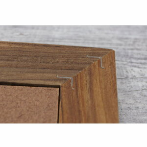 フォトフレーム木製写真立ておしゃれフェンス【A4】古材木枠リサイクル無垢材天然木アンティークなウッドフレーム壁掛けOK(額縁ピクチャーフレームPOPカフェパブ看板メニュー絵画入れウェルカムボードに)A4用21cm×29.7cm