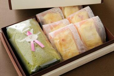 スーパーSALE シフォン ロールケーキとレアチーズのクレープ包みセット クリスマスケーキ2018 お歳暮2018 【ラッキーシール対応】
