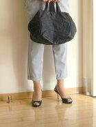 lesbasiquesレバジックBox型レザーハンドバッグBlackレディース送料無料