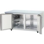 パナソニック(旧サンヨー)ヨコ型インバーター冷凍庫型式:SUF-K1561A寸法:幅1500mm 奥行600mm 高さ800mm送料:無料 (メーカーより)直送保証:メーカー保証付