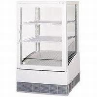 パナソニック(旧サンヨー)冷蔵卓上型ショーケース型式:SMR-C65F寸法:幅470mm 奥行463mm 高さ800mm送料:無料 (メーカーより)直送保証:メーカー保証付:空調・店舗・厨房センター