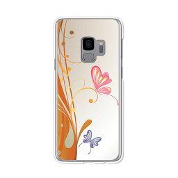 Galaxy S9 SC-02K / Galaxy S9 SCV38 共通 ケース/カバー 【B.T Life クリアケース素材】galaxys9 カバー ハードケース ギャラクシーS9 docomo au サムスン