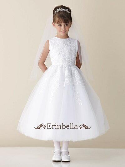 2a92019613251 子供ドレスピアノ発表会フラワーガールサイズオーダーロングキッズドレス結婚式誕生会