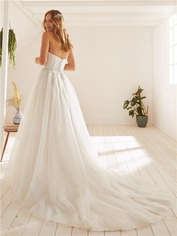 ウェディングドレス ウェディングドレス Aライン サイズオーダー