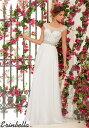 ウェディングドレス スレンダーライン スレンダー ロングドレス TW1565