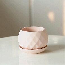 ピンク鉢3号