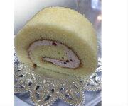 バターロールケーキ/お中元/お祝い/誕生日/昔懐かしいミルキーな味わい/バタークリーム
