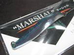 マーシャル3.8g#27(緑銀)MARSHALSPOON3.8g<フォレスト>