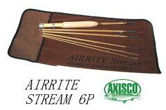 AXISCO AIRRITE STREAM 6P ASFG763-6 アルミケース付