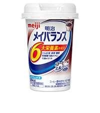 明治 メイバランスMiniカップ コーヒー味 125mLx12本
