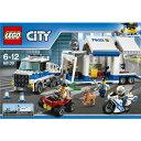 LEGO 60139 シティ ポリストラック司令本部 おもち...