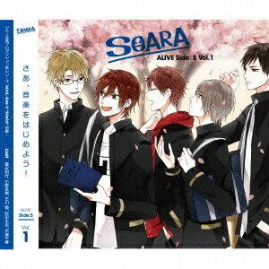 CD, アニメ SOARAALIVE1 Side.S CD