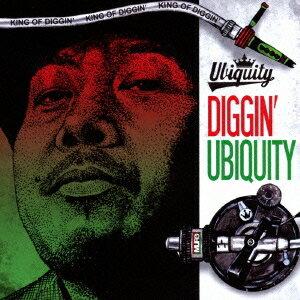 MURO/DIGGIN' UBIQUITY 【CD】