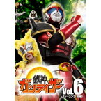 鉄神ガンライザー Vol.6 【DVD】