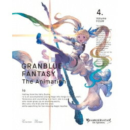 GRANBLUE FANTASY The Animation 4《完全生産限定版》 (初回限定)