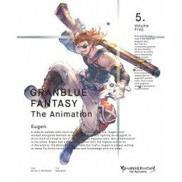 GRANBLUE FANTASY The Animation 5《完全生産限定版》 (初回限定)