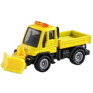トミカ No.22 メルセデスベンツ ウニモグ 除雪仕様車(BP)  おもちゃ こども 子供 男の子 ミニカー 車 くるま 3歳