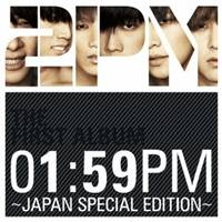 2PM/01:59PM 〜JAPAN SPECIAL EDITION〜 【CD】
