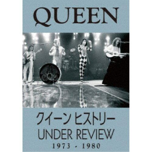 フレディ・マーキュリー/クイーン ヒストリー 1973-1980 【DVD】