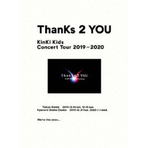 邦楽, その他 KinKi KidsKinKi Kids Concert Tour 2019-2020 ThanKs 2 YOU () DVD