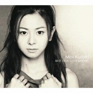 倉木麻衣/Mai Kuraki BEST 151A-LOVE & HOPE-《通常盤》 【CD】