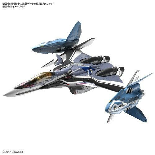 プラモデル・模型, ロボット  VF-31F() 172 ()