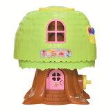 【送料無料】こえだちゃん こえだちゃんの木のおうち おもちゃ こども 子供 女の子 人形遊び ハウス クリスマス プレゼント 3歳