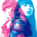 竹内アンナ/at THREE 【CD】