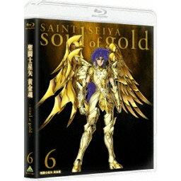 聖闘士星矢 黄金魂 -soul of gold- 6《特装限定版》 (初回限定)