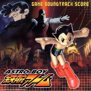 (ゲーム・ミュージック)/アストロボーイ・鉄腕アトム ゲームサウンドトラックスコア 【CD】