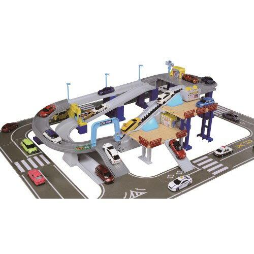 2スピードでコントロール トミカアクション高速どうろおもちゃこども子供男の子ミニカー車くるま3歳