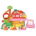 【送料無料】こえだちゃん りんごのスーパーマーケット おもちゃ こども 子供 女の子 人形遊び ハウス