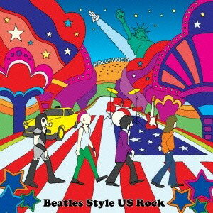 (V.A.)/Beatles Style US Rock 【CD】