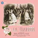 マリア・カラス/ヴェルディ:歌劇『椿姫』(全曲) 【CD】