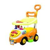 【送料無料】アンパンマン よくばりビジーカー2 押し棒+ガード付き おもちゃ こども 子供 知育 勉強 0歳10ヶ月