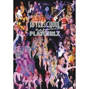 邦楽, ロック・ポップス AFTERSCHOOL FIRST JAPAN TOUR 2012 -PLAYGIRLZ- DVD