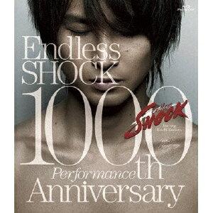 邦楽, その他 Endless SHOCK 1000th Performance Anniversary Blu-ray